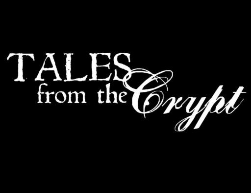 Tales from the Crypt Black Logo