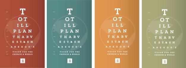 Sharing God's Vision Poster 1