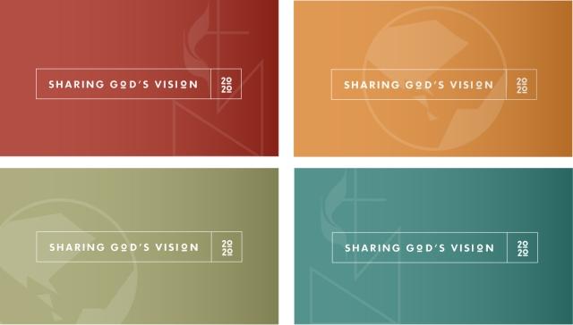 Sharing God's Vision Poster 2