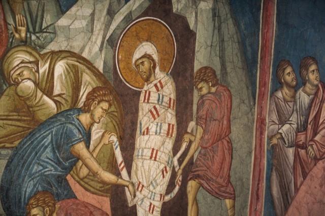 Unbinding Lazarus