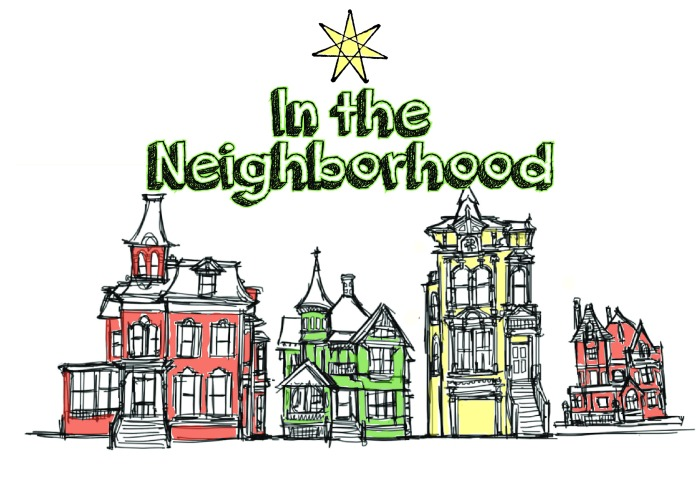 In the Neighbordhood Graphic